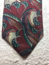 T-2 Tom James Multi-Color Mens Neck Tie, Orders Over $25-Free Shipping