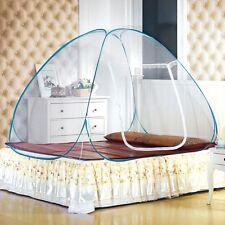 Portable Folding Pop Up Mosquito Net Travel Camping Tent (L=180cm*200cm*140cm