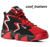Reebok Red Mobius Basketball Sneakers Trainers Shoes UK 7 US 8 EU 40.5 -RRP £120