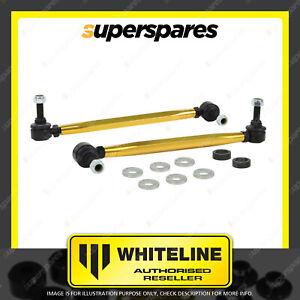Whiteline Front Sway bar link for VOLKSWAGEN CADDY MK3 2K RABBIT MK5 1KM