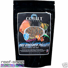 Cobalt Aquatics Pro Breeder Pellets 11 oz. Fish Food Granules FREE USA SHIPPING!