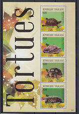 Togo 2014 MNH Turtles 4v M/S Reptiles Tortues Togolaise
