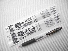 free ship 2 pens + 3 refills Zebra SARASA 0.3mm roller ball pen Black ink Japan