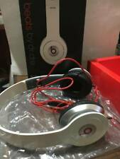 Monster beats by dr. dre. wired SOLO headphones