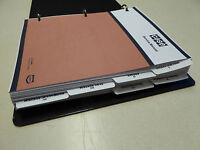 Case 930 Comfort King Tractor Service Manual Repair Shop Book NEW with Binder