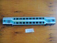 Flm # 8124 # Doppelstockwagen 1./2. Kl. (Bauart Görlitz), Gattung/Bauart # o.OVP