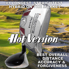 #1 IDRIVE HYBRID IRONS (YOUR CHOICE)1 2 3 4 5 6 7 8 9 PW SW LW GRAPHITE OR STEEL