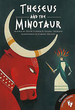 Theseus and the Minotaur (Greek Myths)-ExLibrary