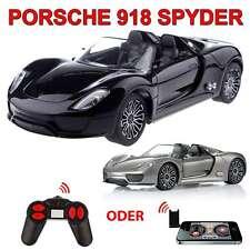 RC Ferngesteuertes Auto-Modell Porsche 918 für iPhone-Handy, Samsung S4, S3, HTC