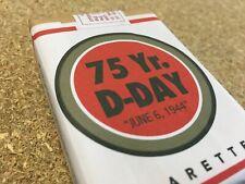 Lucky Strike cigarettes Blanc US ww2 75 ans Débarquement D-Day Jour-J 6 juin 44