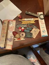 Lot Of Vintage Fishing Assorted Tackle