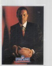 GALE SAYERS AUTO  HOF 1991 PROLINE PORTRAITS
