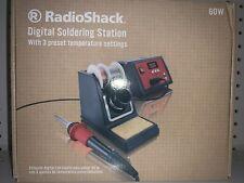 RadioShack 60W Digital Soldering Station with 3 preset temperature settings New