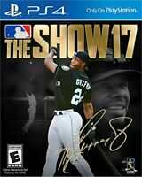 MLB The Show 17 - Standard Edition - PlayStation 4 PS4