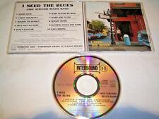 CD - I need The Blues Jake Elwood Blues Band # R4