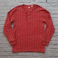 Levis Sunset LVC Stipe Work Shirt Size L