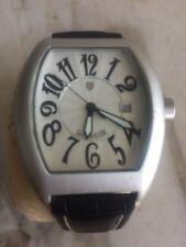 Men's Lancaster Italy Watch Ref. 0206  Aluminium Case.