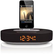 Philips DS1200/37 Fidelio Docking Speaker for 30-Pin iPhone/iPod/iPad Alrm Clock