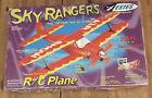 ESTES SKY RANGERS R/C FLYING PLANE 300 FT. RADIO RANGE NEW IN BOX (Retired)