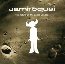 Jamiroquai : Return of the Space Cowboy Soul/R & B 1 Disc CD