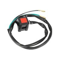 Motorcycle Engine Stop Kill Switch Button For Yamaha YZ80 ALL 86-01 YZ85 P/R/S