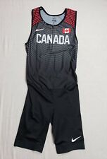 Nike Pro Elite Olympic Men's Speedsuit Canada Track Field Running Oregon SMALL