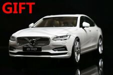 Car Model Volvo S90 1:18 (White) + SMALL GIFT!!!!!!!!!!!