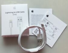 Original Apple iPhone 5s 6s 6+ 7+8 X Lightning USB Daten Ladekabel Cable Charge