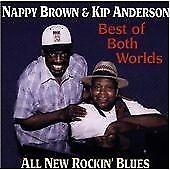 Nappy Brown - Sings (1998)