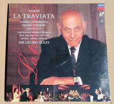 La Traviata - VERDI Oper in 3 Akten - Royal Opera House - Solti - PAL LaserDisc