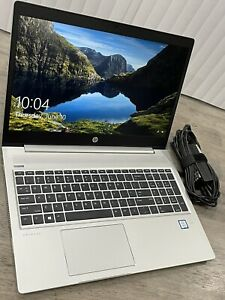 HP ProBook 450 G6 i7-8565U 1.8GHz 32GBDDR4 Ram 512GBSSD Win 10 Pro MX130 FHD