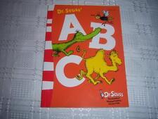 ABC Dr. Seuss'  Book Childrens