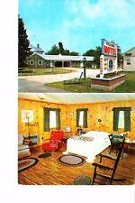 Clinton, CT  Village Motel 1966