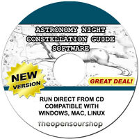 Astronomy Software CD – Gaze At The Stars With Our Top Constellation Software CD