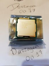 Intel Core i7 3770 3.4GHz  Quad Core SR0PK Processor LGA 1155 Ivy Bridge
