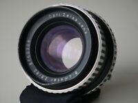 Carl Zeiss Jena Biometar 2.8/80 DDR Lens Pentacon Six Exakta 66 Kiev 60 Mount