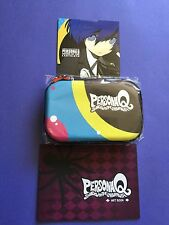 Persona Q Shadow of the Labyrinth *3DS XL Carrying Case + Artbook + CD* NO game