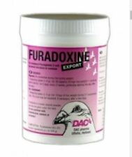 Dac Furadoxine 100g Against Paratyphoid & Bacterial infections Pigeons Birds Hen