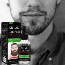 Pure Natural Beard Growth Essential Oil Gentle Nourishing Beard Care Moustache