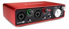 Focusrite - Scarlett 2i2 (2nd Gen)