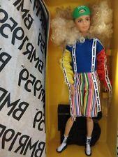 Barbie Signature Bmr1959 barbie Nrfb New blond rainbow sweatshirt in stock