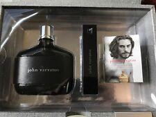 John Varvatos Artisan Acqua Mens Fragrance Gift Set BNIB