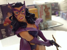 WOMEN OF THE DC UNIVERSE HUNTRESS BUST MIB DESIGN BY TERRY DODSON DIRECT(BATMAN