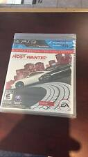 Need For Speed Most Wanted Limited Edition For Sony PlayStation 3. Brand New!