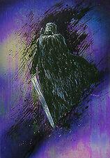 LUIS ROYO 4 - Secret Desires - Omnichrome Chase Card 2 of 6 - Estrellas de Calor