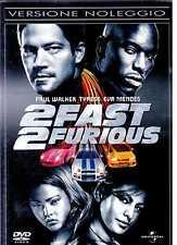 2 Fast 2 Furious (2003) DVD