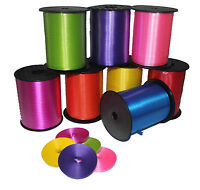 Balloon Curling Ribbon - 30 colours - 20 or 40 Metre Length - Buy 2 Get 2 FREE..