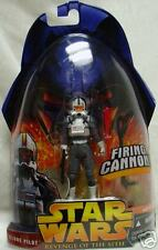 STAR WARS-ROTS-CLONE PILOT-FIRING CANNON-UNIQUE-RARE!!!