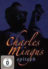 Charles Mingus-épitaphe DVD/NEUF & Sealed!