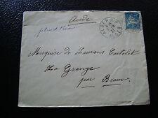 algeria - envelope 1927 (cy11) algeria